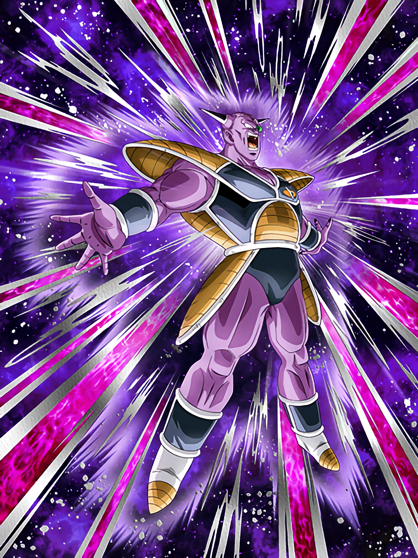 Courageous Clash Captain Ginyu
