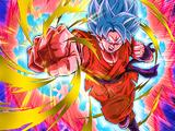 Next-Level Strike Super Saiyan God SS Goku