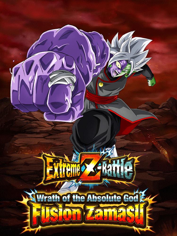 Extreme Z-Battle: Wrath of the Absolute God Fusion Zamasu