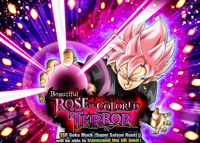 Beautiful Rose-Colored Terror