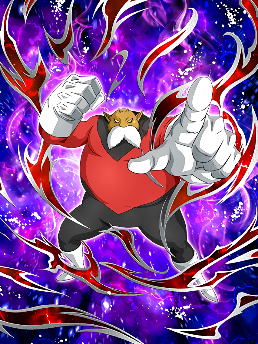 Warrior of Freedom Toppo