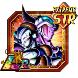 Counterattack of the Wicked Family Mecha Frieza & King Cold