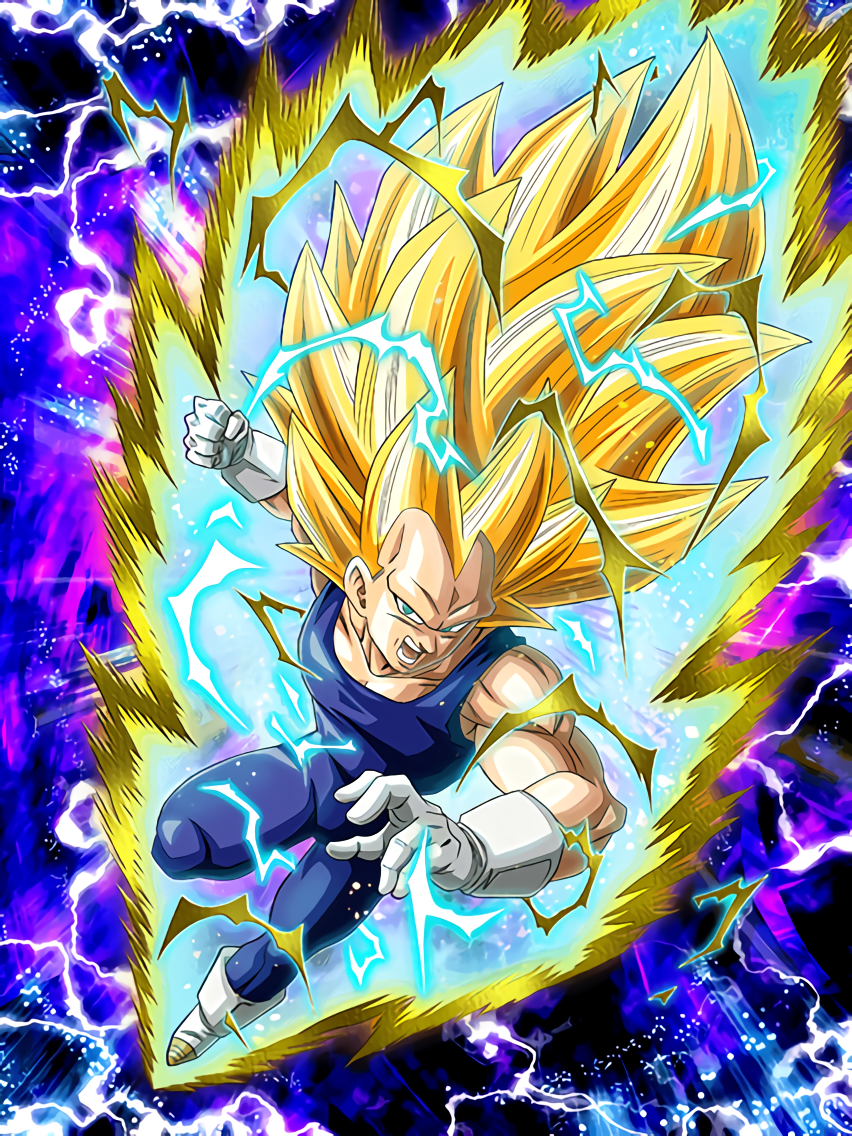 Limit-Breaking Elite Super Saiyan 3 Vegeta