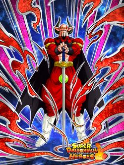 Resurrected From Sheer Darkness Demon God Dabura Xeno Dragon Ball Z Dokkan Battle Wiki Fandom