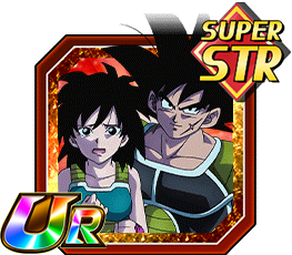 Parents' Guidance Bardock & Gine
