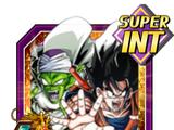 Rivals Acting in Harmony Goku & Piccolo