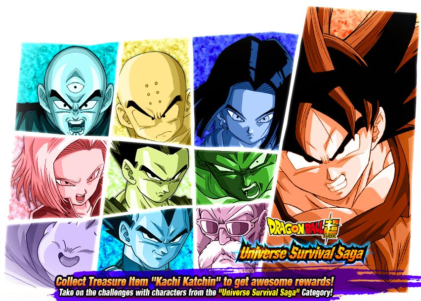 Dragon Ball Super: Universe Survival Saga