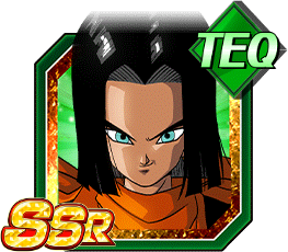 Wanton Slaughter Android 17 (Future)