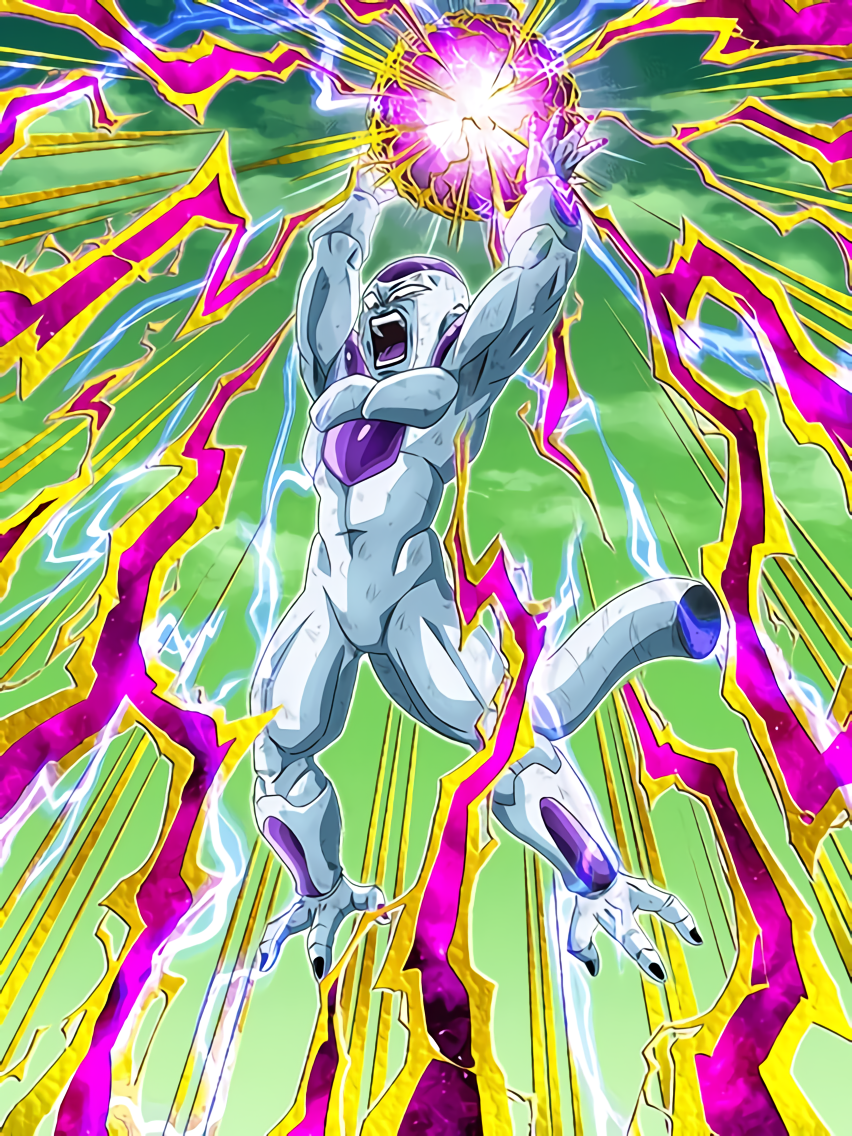 Earth-Piercing Light Frieza (Final Form)