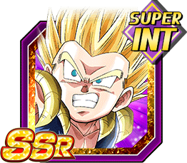 True Child Prodigy Super Saiyan Gotenks (INT)