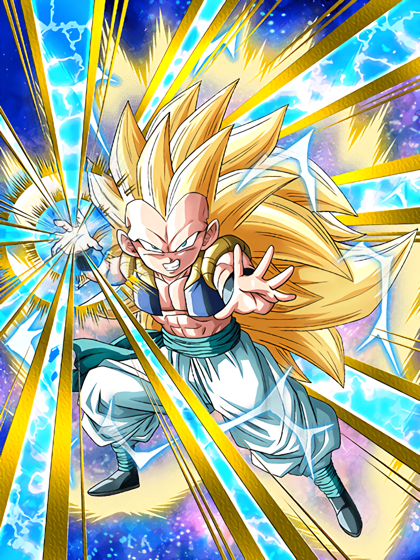 Eternal Savior Super Saiyan 3 Gotenks