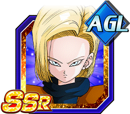 Silently Approaching Threat Android 18