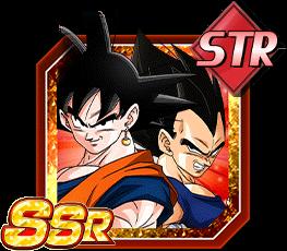 Warriors Brought Back to the Present World Goku & Vegeta (Angel)