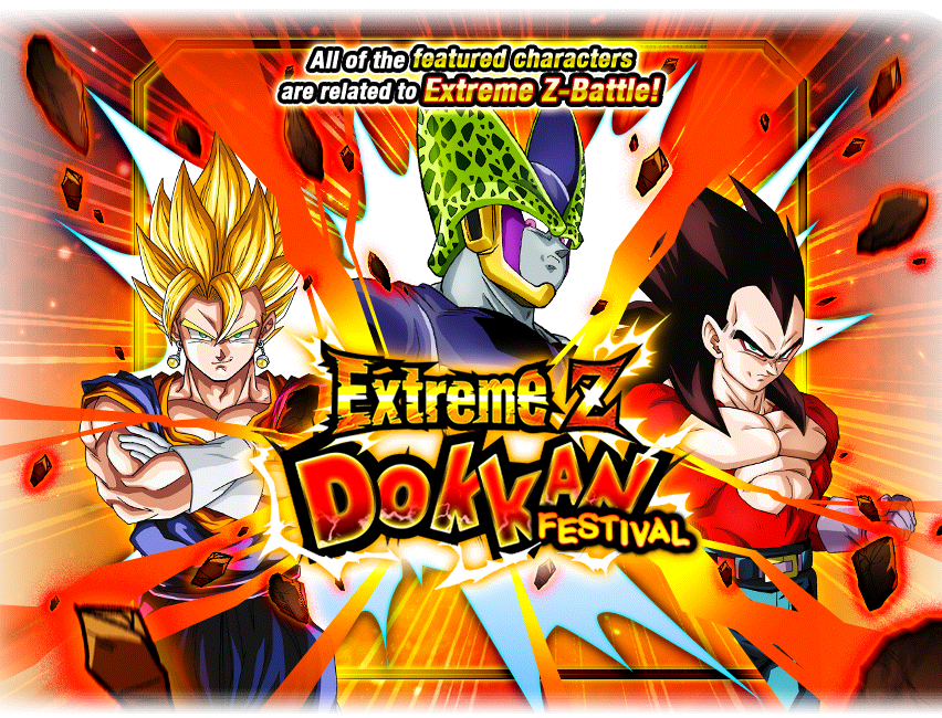 Extreme Z Dokkan Festival: Perfect Cell (STR)