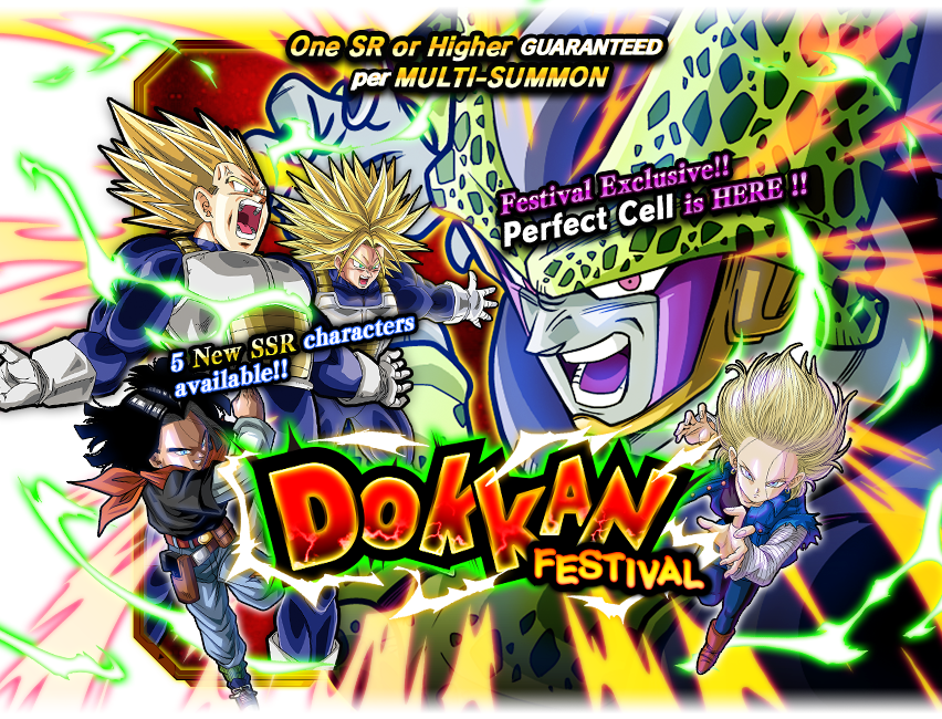 Dokkan Festival: Perfect Cell (TEQ)