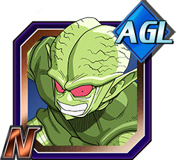 Earthborn Warrior Saibaiman (AGL)