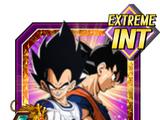Saiyan Pride Vegeta/Goku