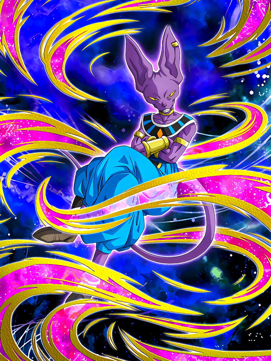 Awakened God of Destruction Beerus