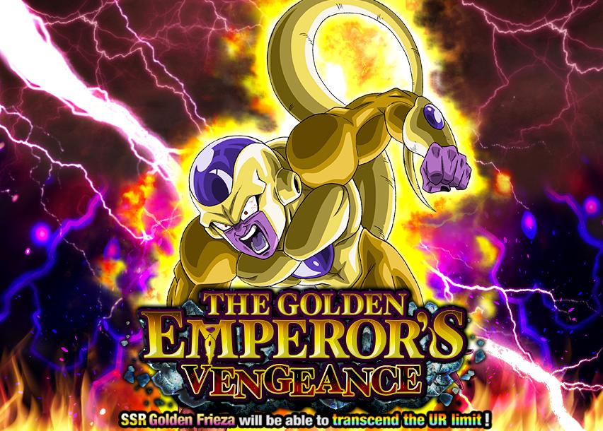 The Golden Emperor's Vengeance