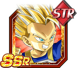 Honest Admiration Super Saiyan Cabba