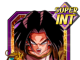 All-Out War of Universe 7 Android 17 (Team Universe 7)