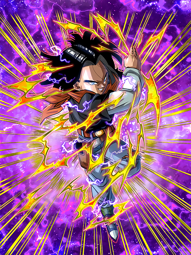 True Might Android 17