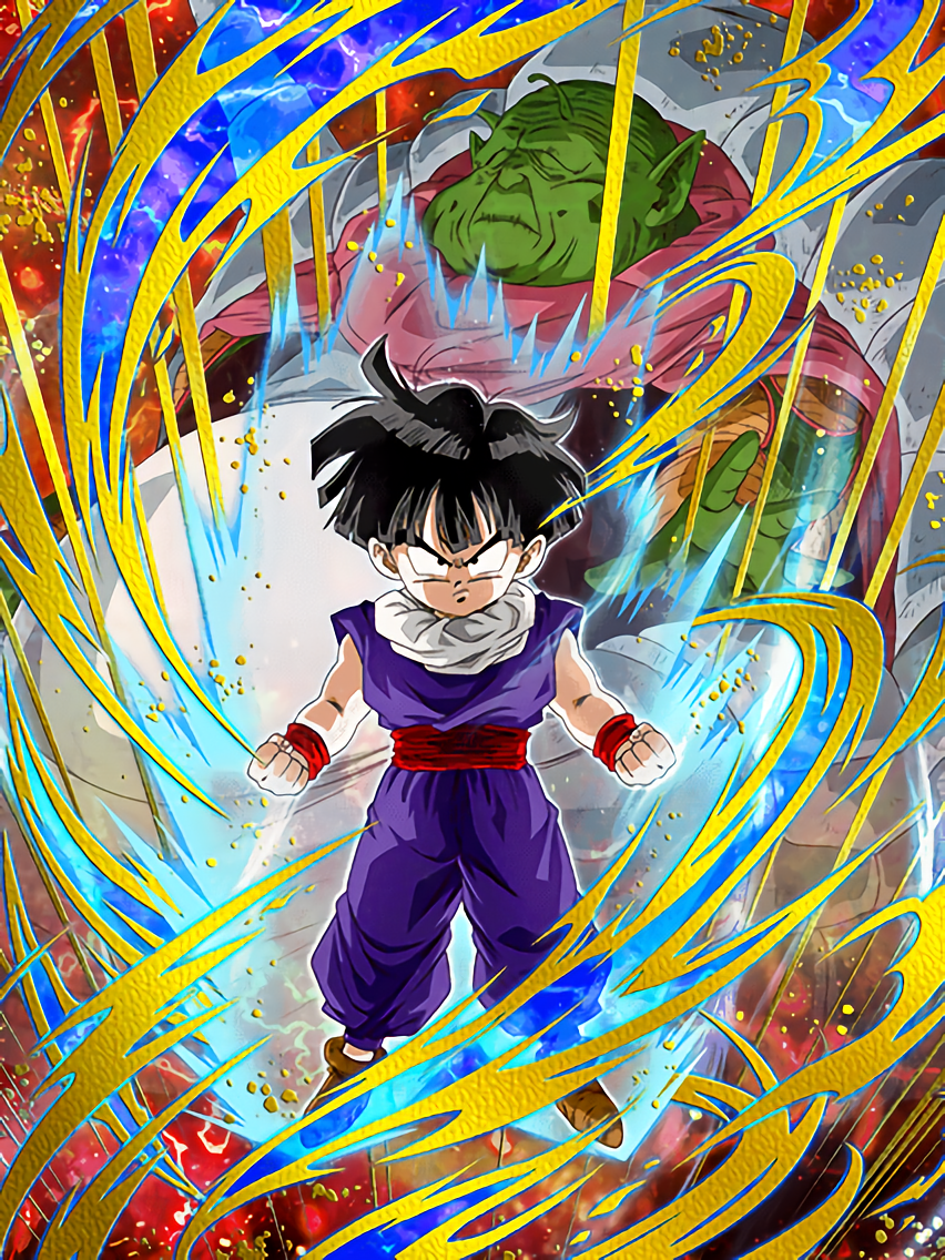 Hope for Growth Gohan (Kid)