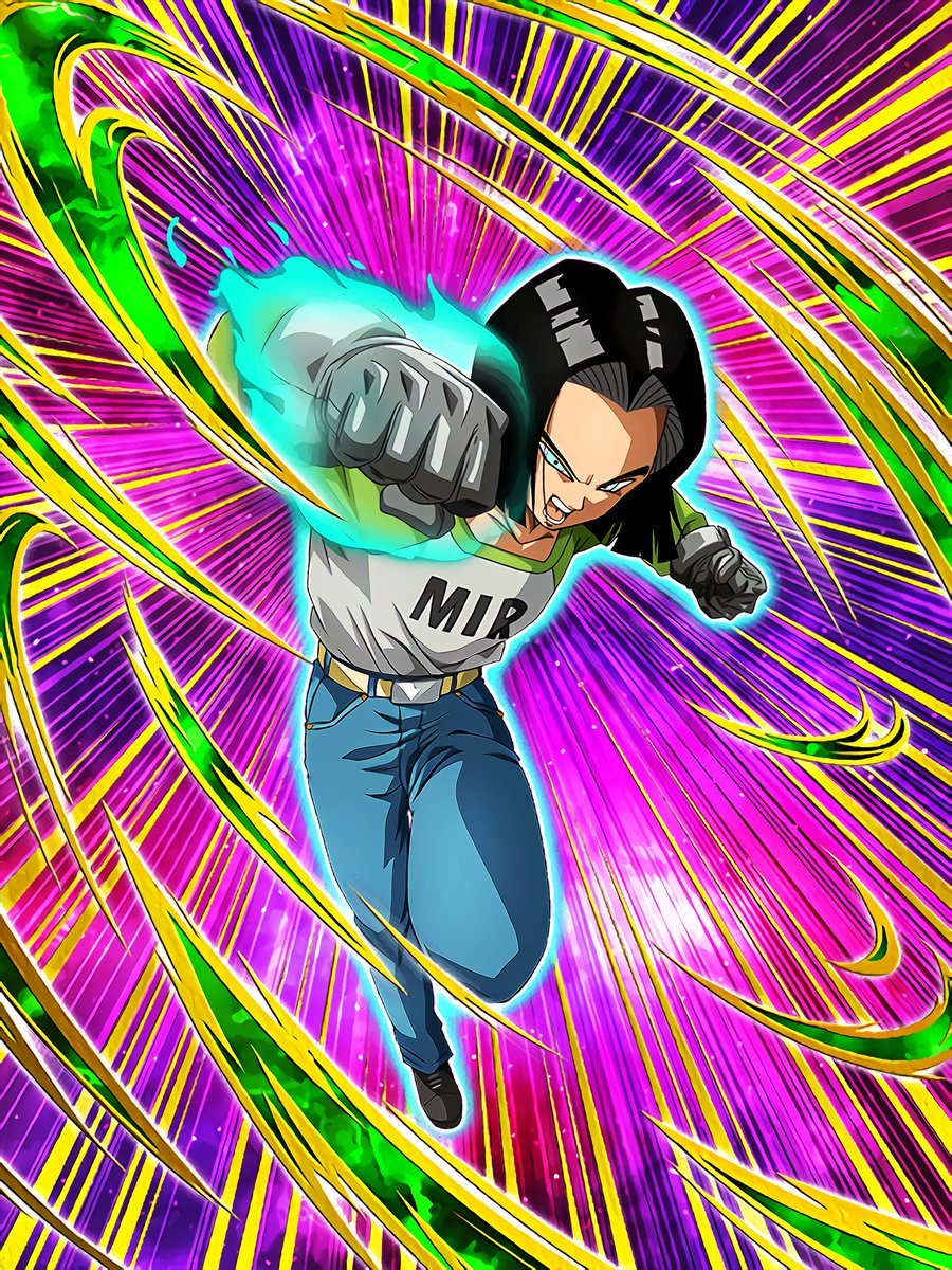 Warrior's Duty Android 17