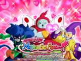 Spread Love! Magical Girl Fighters!