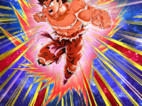 Fusion Power of the Dynamic Duo Goku (Kaioken)