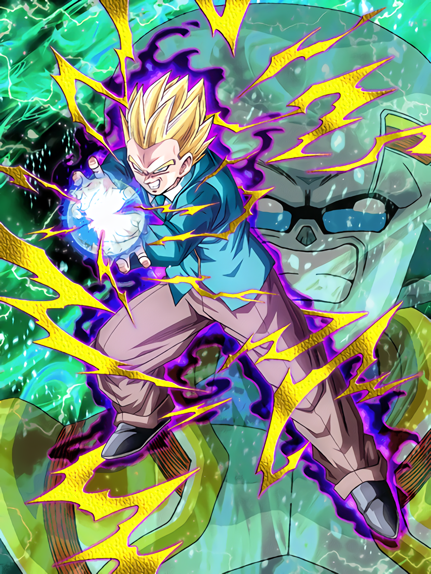 Viciousness Released SS Gohan Possessed (GT)