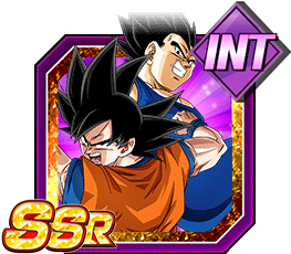 Eternal Rivalry Goku & Vegeta