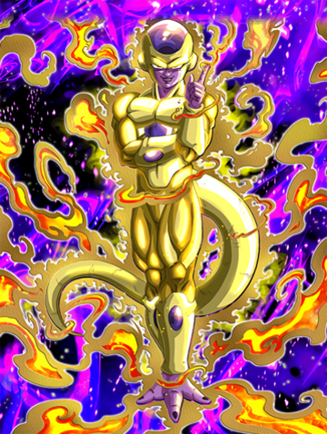 The Pinnacle of Evil Golden Frieza (AGL-1)