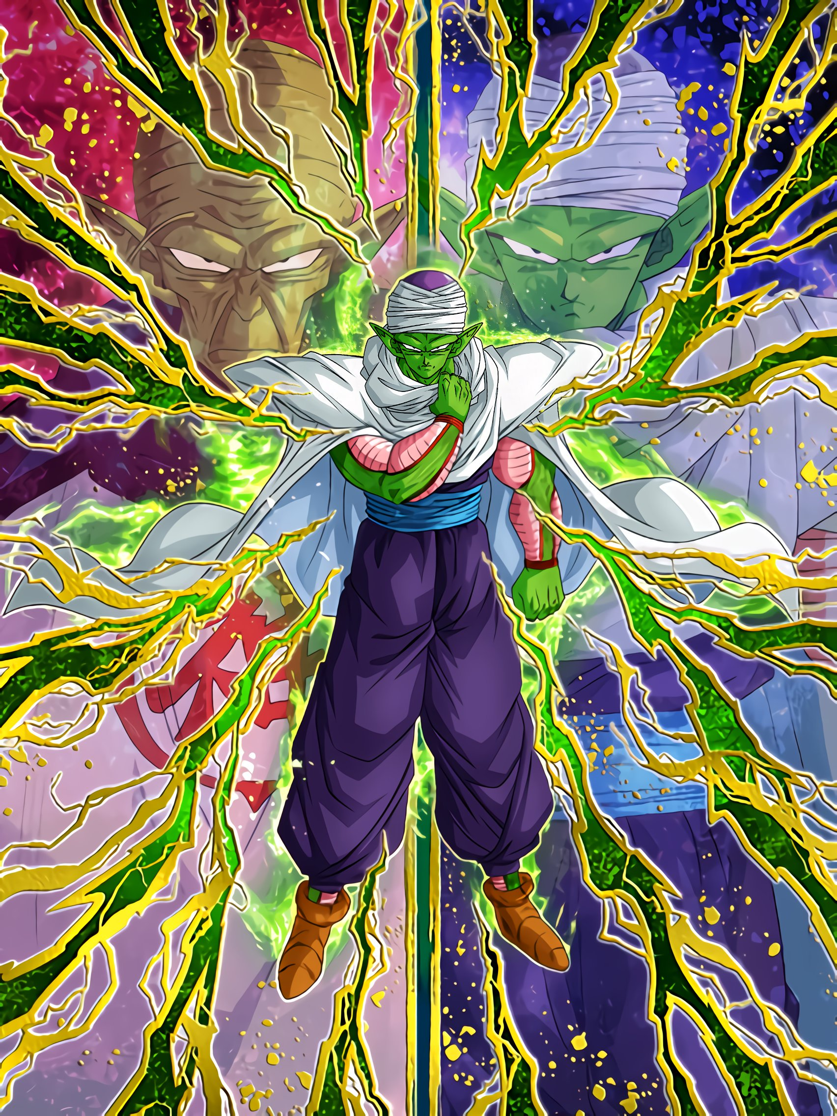 Kami and Demon King United Piccolo