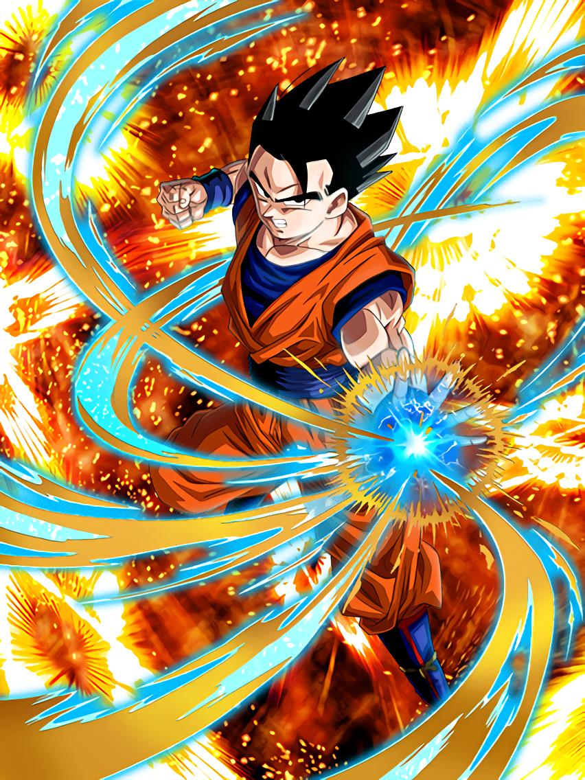 Power Awakened Ultimate Gohan