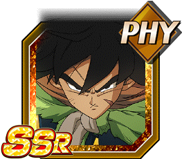 Survival on a Harsh Planet Broly