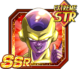 The Pinnacle of Evil Golden Frieza (STR-1)