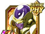 Critical Moment of the Competition Golden Frieza (Angel)