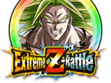 Extreme Z-Battle: Indestructible Saiyan Evil Legendary Super Saiyan Broly