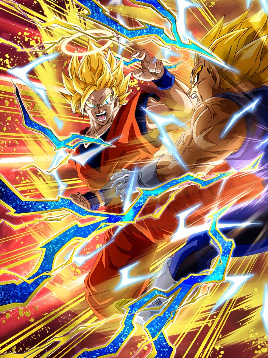 Desperate Showdown Super Saiyan 2 Goku (Angel)