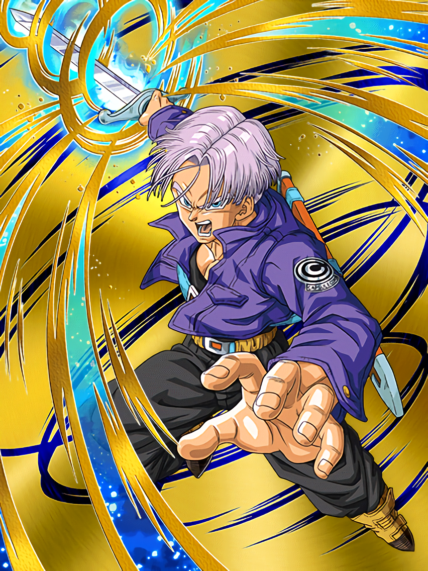 Future Hope Trunks (Teen)