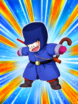 First Sighting Of Snow Goku Youth Dragon Ball Z Dokkan Battle Wiki Fandom