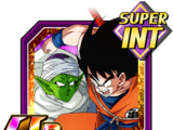 Joint Struggle of Good and Evil Goku & Piccolo