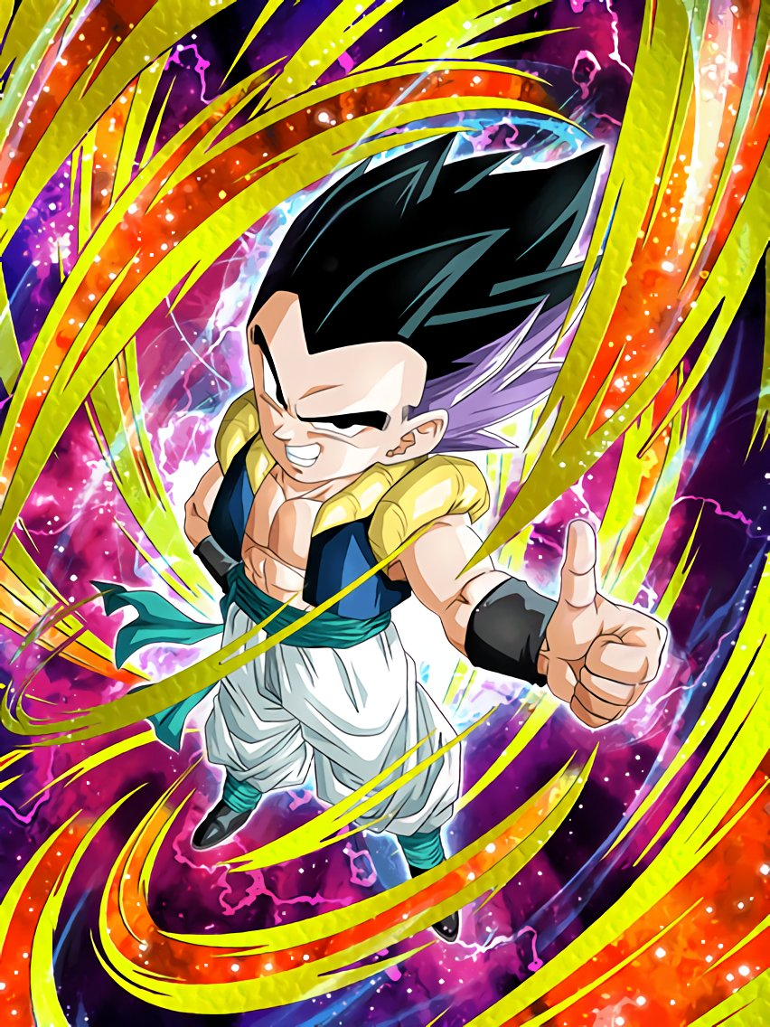 Victory at Hand Gotenks