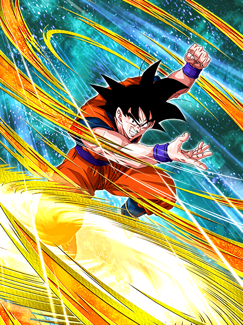 Revival for the Entire Universe Goku
