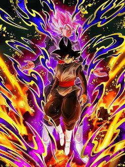 Epitome Of Sublime Beauty Goku Black Dragon Ball Z Dokkan Battle Wiki Fandom