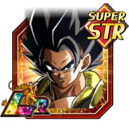Ultimate and Supreme Fusion Gogeta