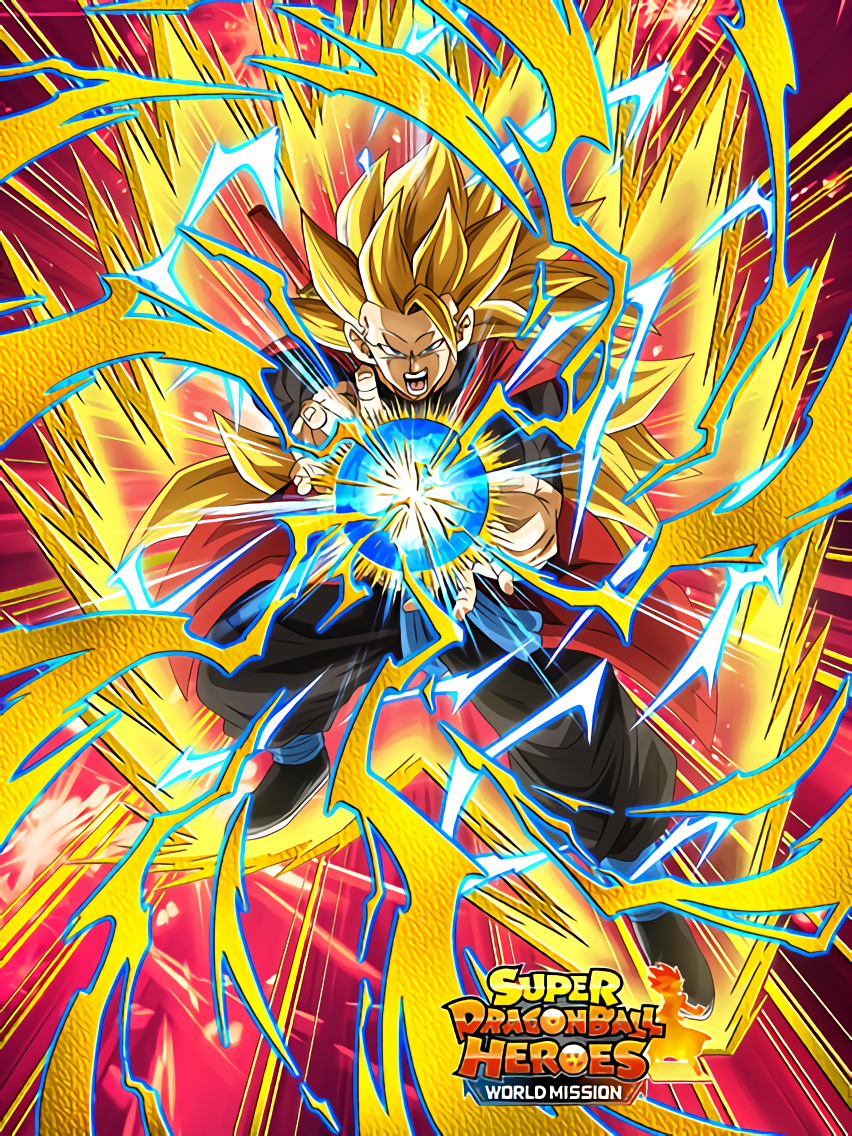 Limit-Breaking Super Power Super Saiyan 3 Goku (Xeno)