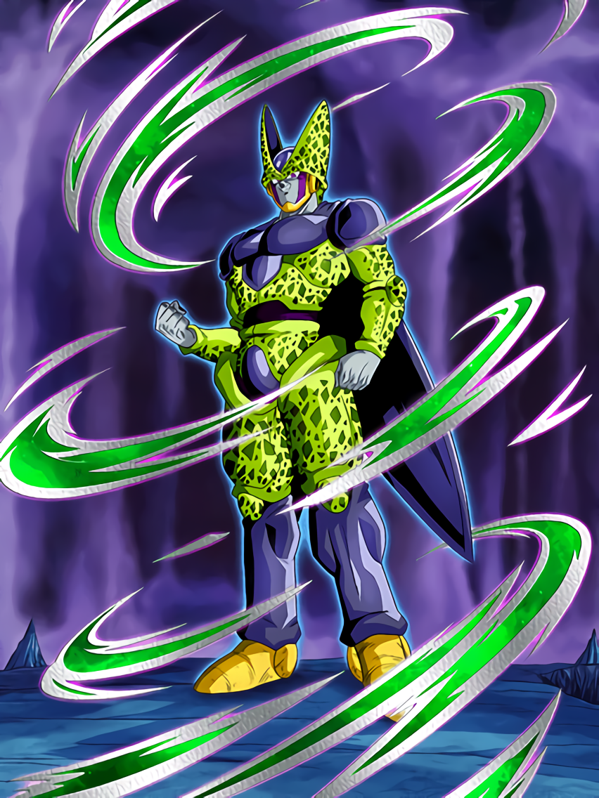 Resurrection for Retaliation Cell (Perfect Form) (GT)