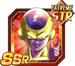 The Pinnacle of Evil Golden Frieza (STR-3)